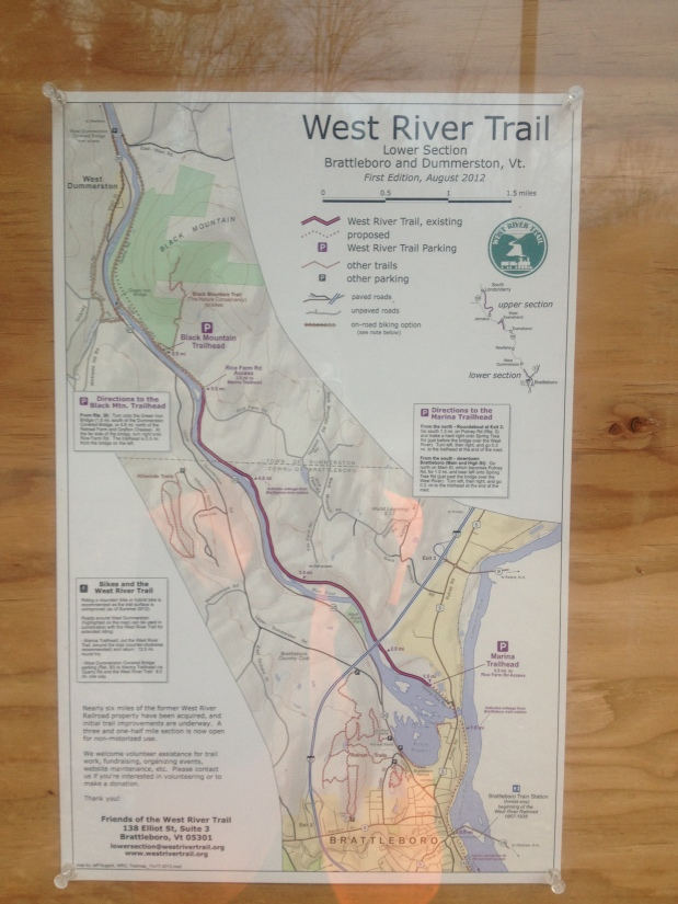 Video of the West River Trail