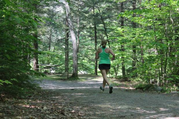 Report on the 1st Annual West River Trail Run