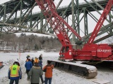 Trail Talk for I-91 Brattleboro Bridge Project on February 8