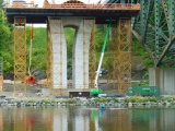 Behind the Scenes at the I-91 Bridge ConstructionSite