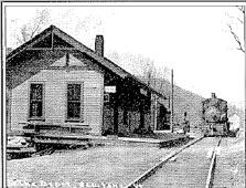 newfane depot 1