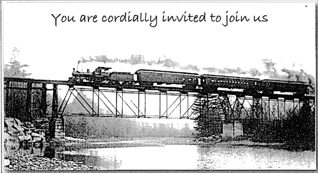 Reception and Celebration of the Old Newfane Railroad Station & the New West River Railroad Museum