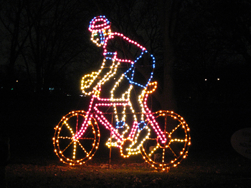 Light up the Night Bicycle Ride