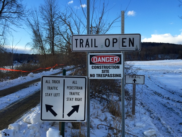 January Trail Talk CANCELLED