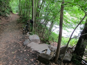 West River Trail, Riverstone Preserve