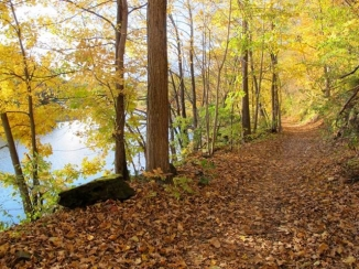 West River Trail October 2015