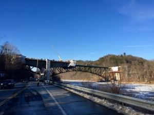 I-91 bridge Jan 2016