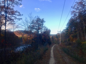 West River Trail, Rice Farm Road Access