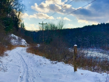 West River Trail Dec 2017