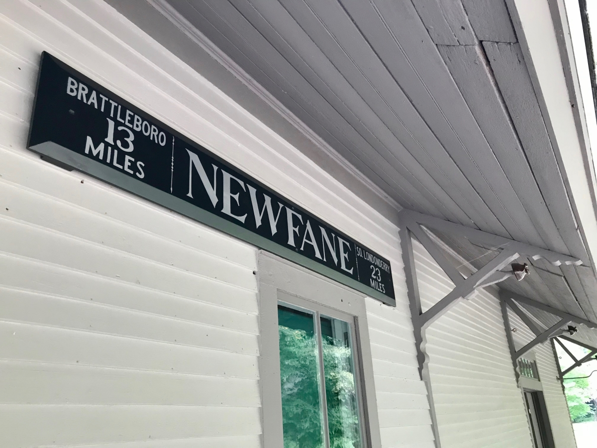 West River Railroad Museum