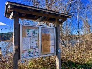 West River Trail Marina Trailhead
